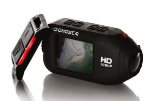 Drift HD Ghost - sportowa kamera z WiFi i bezprzewodowym pilotem