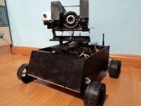 Robot bezprzewodowy Texas Ranger