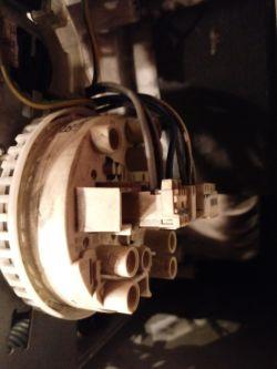 Pralka AEG LAVAMAT L 1045 E Update - błąd E20