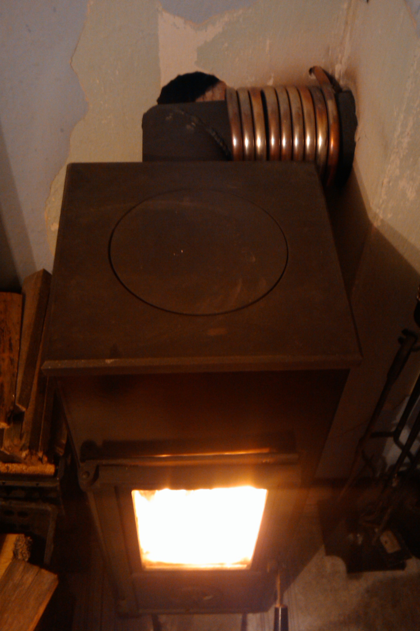 Zmniejszenie poboru mocy pompki od pralki.
