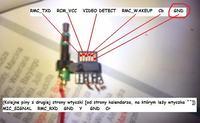 Przerobienie kabla TV PSP