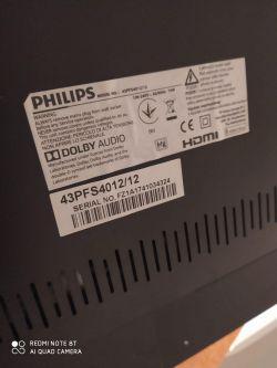 Philips 43pfs4012/12 - dump