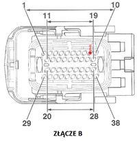 Sterownik AL-700 - Nie przerzuca na PB