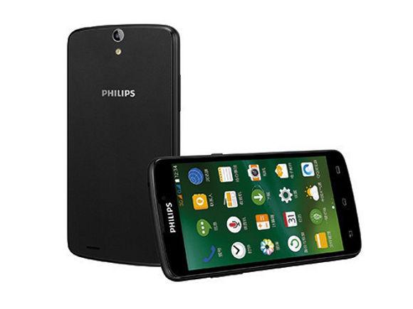 Philips V387 - 5-calowy smartfon z chipsetem MTK6582 za 920PLN