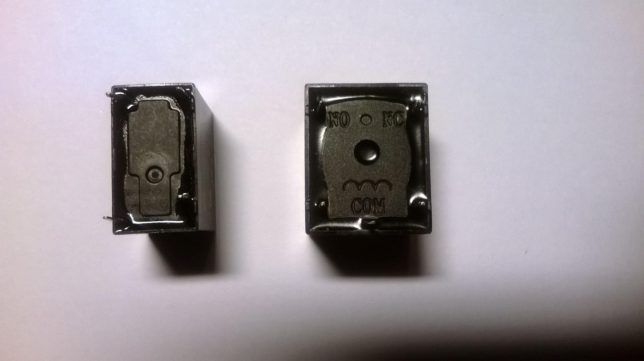 Sterownik SP- 100 - Wymiana przeka�nika