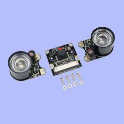 Miniaturowe kamery szpiegowskie i oświetlacze dla Raspberry Pi