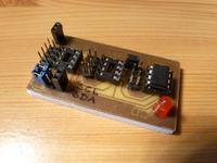 ATmega128 TestBoard i inne płytki testowe