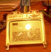 [STM32L-DISCOVERY] Obsługa wyświetlacza od Nokii 3410 przez SPI