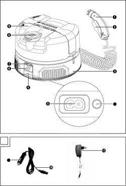 DC 12V - Jakie to złącze? Podobne do IEC 60320