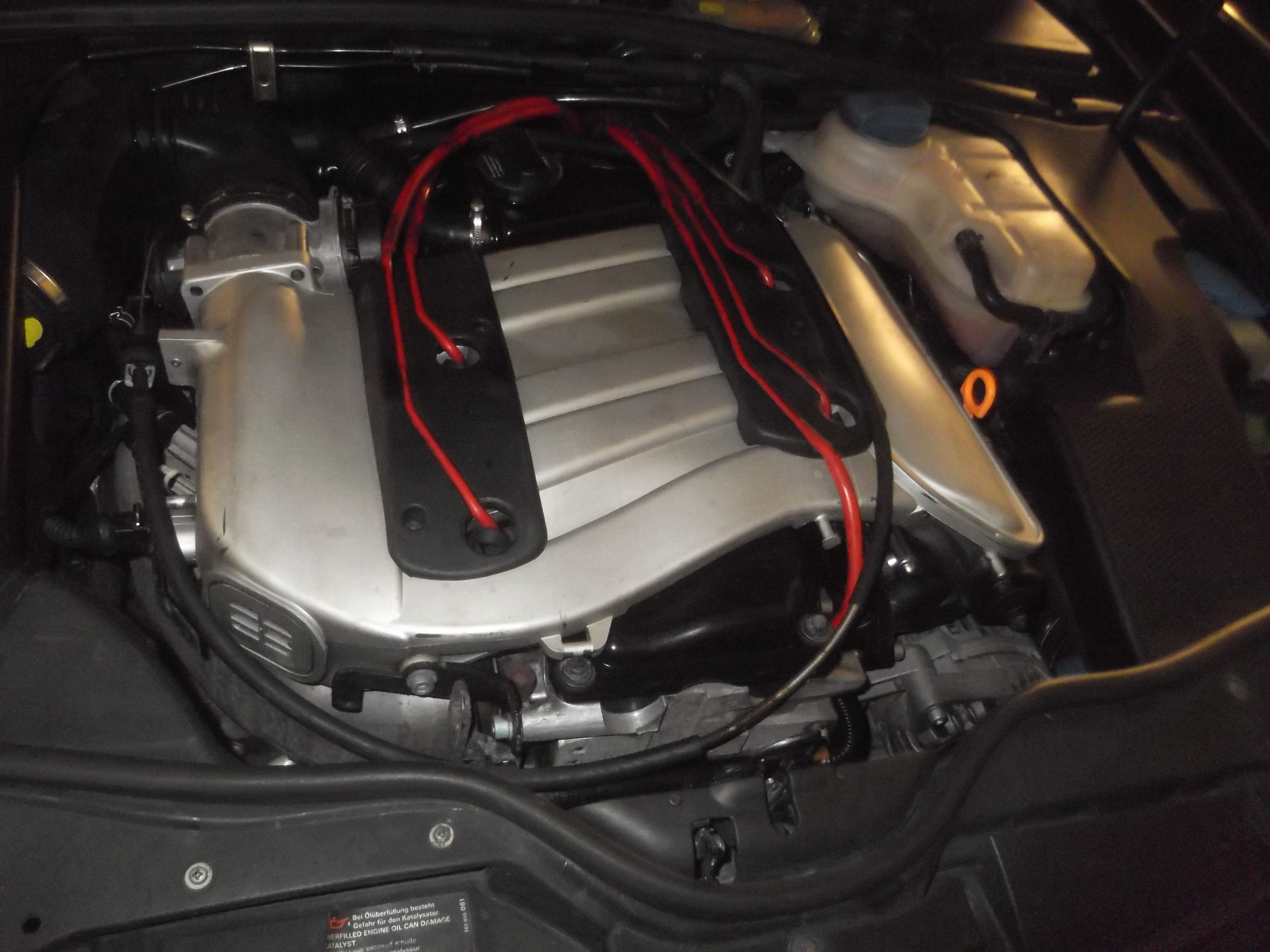 VW Passat B5 - Jak wymieni� dekiel nad zaworami