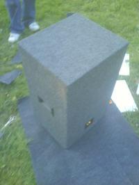 Kolumny na domówki by Mariusz