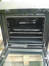 Piekarnik CANDY F 311 X (do zabudowy) - regulacja drzwi
