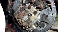 Alternator zmienne ładowanie - Ciągnik T-25