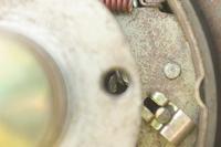 Punto I Wymiana piasty koła tylnego