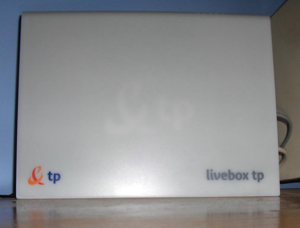 [Sprzedam] Nowy Livebox TP Neostrada