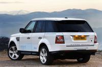 Hybrydowy Land Rover Range e plug-in diesel hybrid