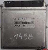 Mercedes Sprinter - Wymiana komputera silnika ECU