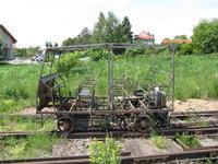 Nietypowy pojazd - instalacja elektryczna.