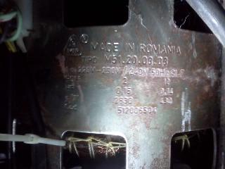 Pralka Whirlpool AWG 327 - Wymiana silnika z uszkodzonym uzwojeniem wirowania