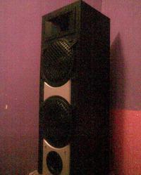 Jaka końcówka do nadstawki z głośnikami IMG Stage Line Spa-8PA?
