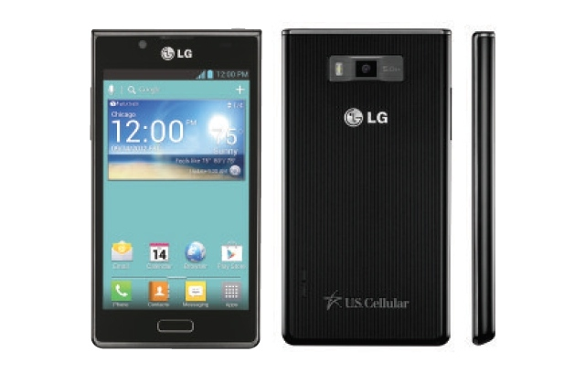 "LG Splendor - smartphone z ekranem 4,3"", Android 4.0 i CDMA"