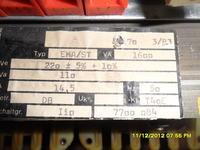 Prostownik 12/24 z transformatora 110V