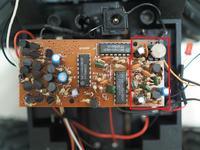 Wiekowy samochód RC - słaby zasięg sygnału (kilkanaście cm)