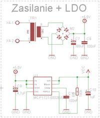 Stabilizator napięcia 5V LDO - jak podłączyć