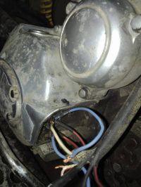 Podłączenie instalacji do silnika Loncin 150/ 200 QUAD