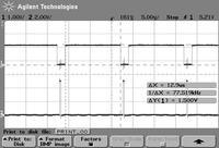 Pomiar parametrów sygnału VGA