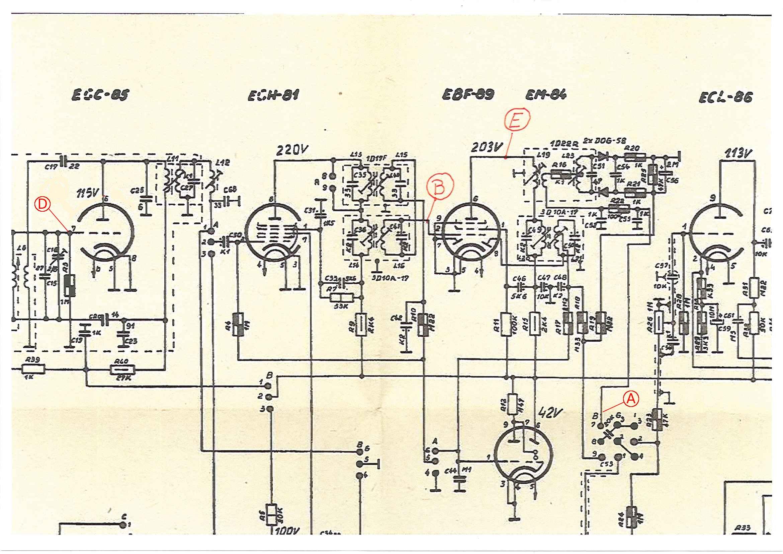Menuet UKF - Strojenie p. cz. FM z u�yciem selektografu K931A