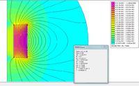 Rozk�ad zewn�trznego pola magnetycznego