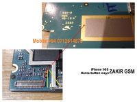 iPhone 3GS 16GB - Przycisk home ciagle zwarty??
