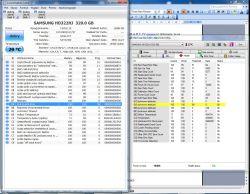 Ocena stanu dysku CrystalDiskInfo i HD Tune Pro