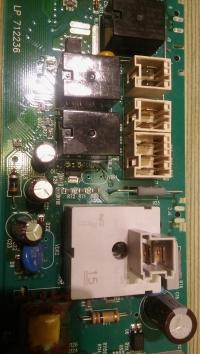 Electrolux EDC77550W - buczała, buczała i teraz nie startuje całkowicie