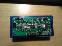 Adapter OBD - Rozpoznanie sposobu komunikacji