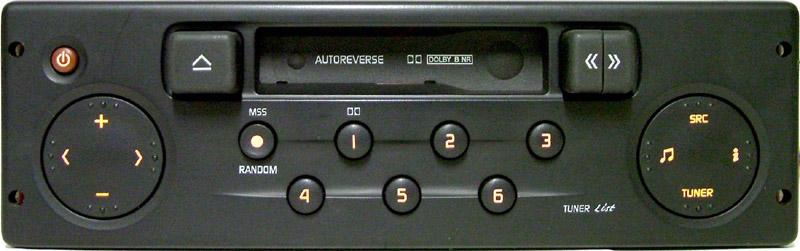 Renault Megane I ph II - Powr�t do oryginalnego radia - z��cze mini-iso