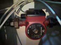 Grundfos UPS 25-40 - Wirnik do wymiany