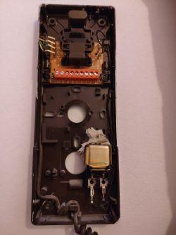 Wymiana domofonu HT 411 - 02 Na Cyfral SMART-5P jak podłączyć.