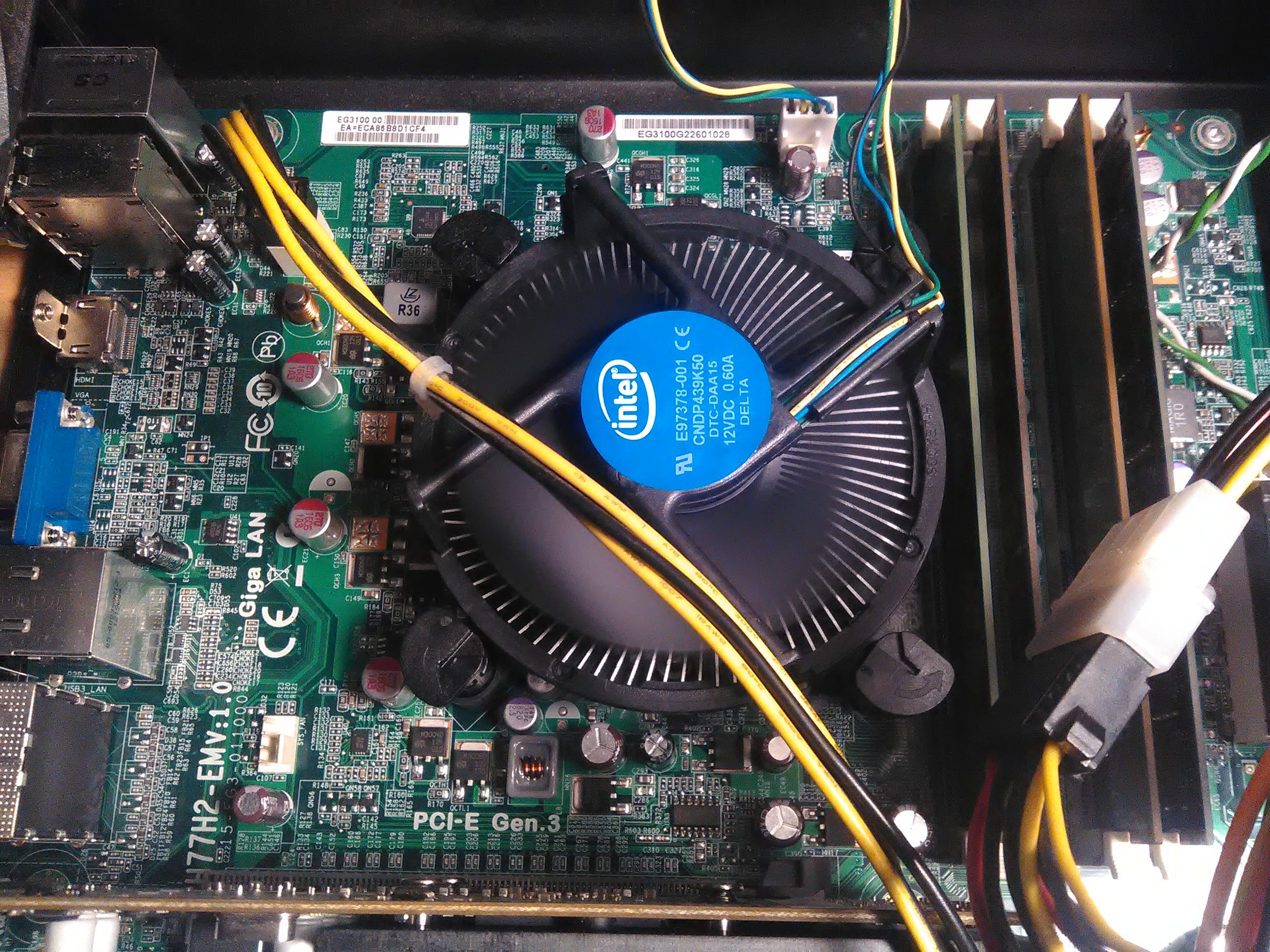 ECS H77H2-M3 Intel Management Engine Components Windows 7 64-BIT