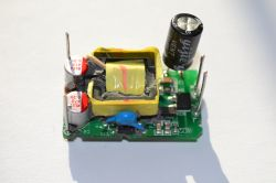 Przetwornica 230VAC/5VDC 5W do montażu na PCB Hi-Link HLK-5M05 - test