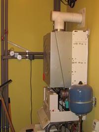 Vitopend 100 WHEA sterowanie pogodowe - usterka