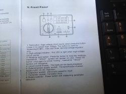 Digital Transistor DC Parameter Tester DY-294. Opis wrażeń, wady i zalety.