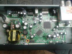 Opticum STB HD T90 N2, błąd ASH, wgranie oprogramowania
