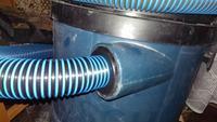 Bosch GAS 12-50 - Naprawa i konserwacja odkurzacza przemysłowego