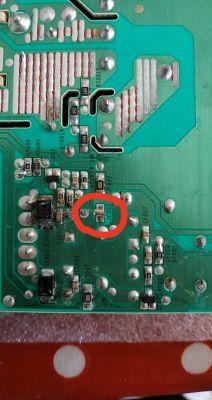 Electrolux EIT61443B - potrzebny schemat płyty zasilającej kuchenki indukcyjnej