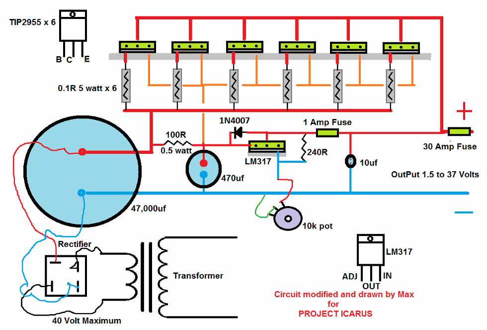 sanyo car stereo wiring diagram zasilacz do transceivera  30a nie stabilizuje napi  cia    zasilacz do transceivera  30a nie stabilizuje napi  cia