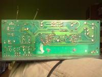 Jamo sw 505e - wymiana ko�c�wki mocy.