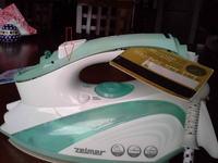 Żelazko Zelmer IR2200 ZIR20400 jak rozkręcić