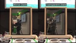 Fotochromowe szyby zmieniaj�ce stan w 5 sekund